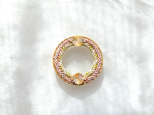 nichirin 桜 (帯留・ブローチ)