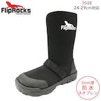 FlipRocks(フリップロックス) ネオプレンブーティ ブーツ 防水 スポーツサンダル トレッキングシューズ アウトドア 用品 キャンプ グッズ