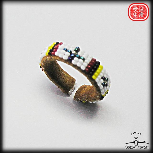 Beads Work Earring  / BER-002