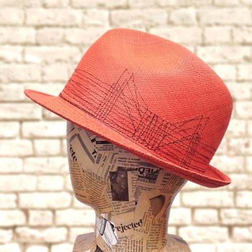 「San Francisco Hat」パナマハット