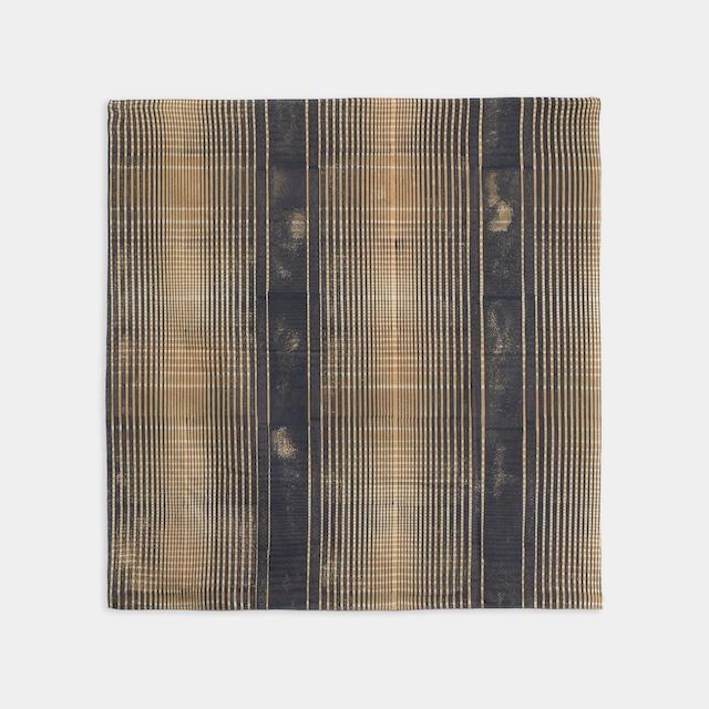Shiori Mukai Textile 032 向井詩織 ブロックプリント 約101×98cm