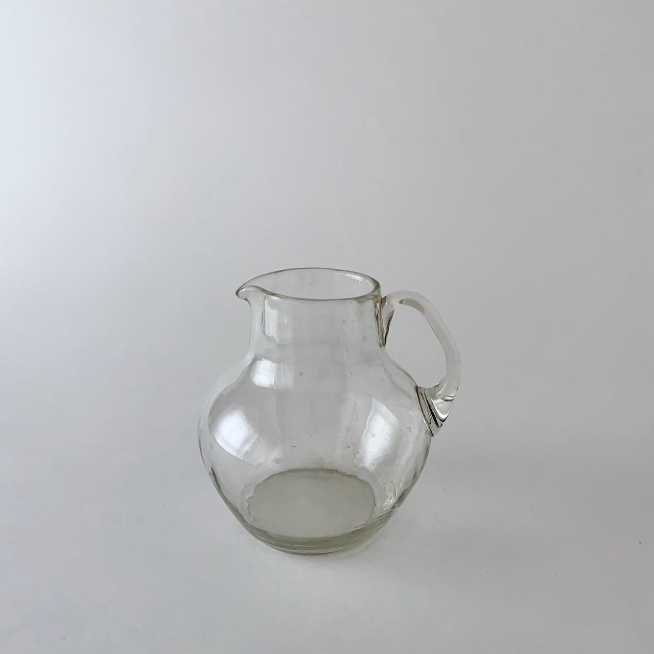 Vintage Clear jug  ヴィンテージのジャグ 11
