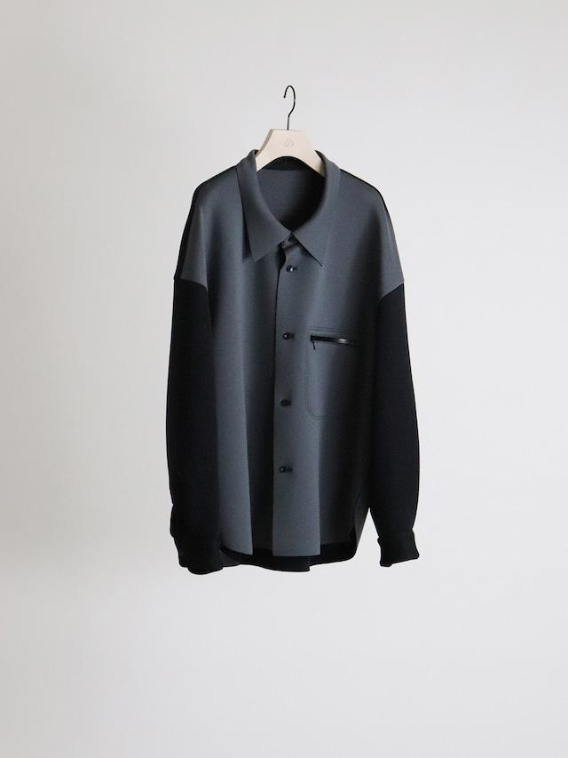 ETHOSENS Wetsuits shirt  gry ×Black