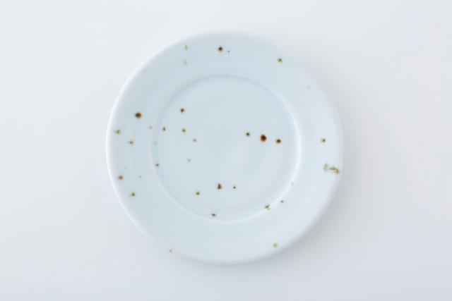 リム皿:7寸(02) / 人見 和樹