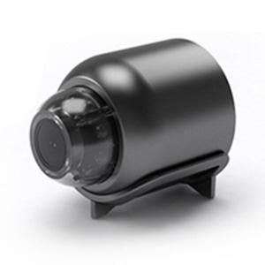 Wi-Fi対応 不可視赤外線LED搭載 小型カメラ ABC-72K