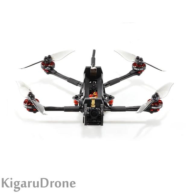 【玄人向け特価】【Rekon3】HGLRC Rekon3 Nano long range 1S 3 inch 18650 super long lasting FPV Drone (Futaba)