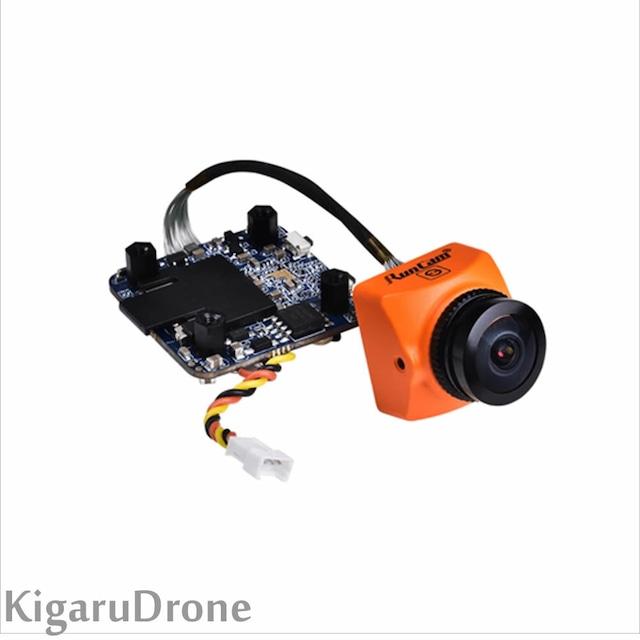 RunCam Split3 MICRO DVR:1080p/60fps HD録画 HDカメラ