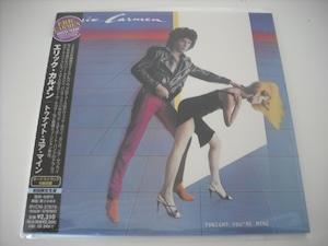 【CD】ERIC CARMEN / TONIGHT YOU'RE MINE
