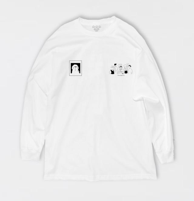 Image of popup Long t-shirt