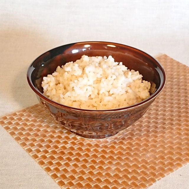 たたき飯碗(口径12cm) 大人・男性向け なつめ【2061-6010】