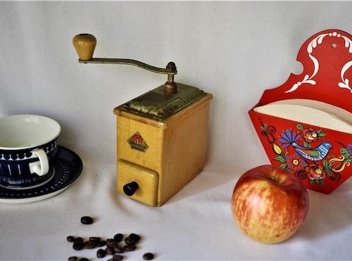 PeDe DIENES コーヒーミル508 チェリーウッド ドイツ