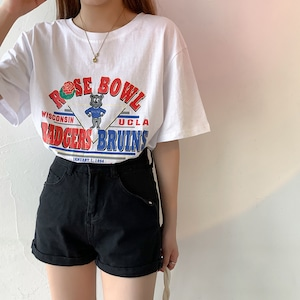 ROSE BOWL Tシャツ YH7703
