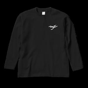 MJ SELECTオリジナルデザインロゴ【ロングスリーブTシャツ】(8色)