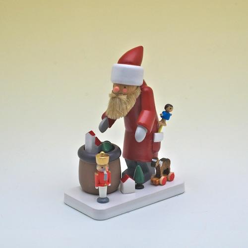 フラーデ サンタとおもちゃ