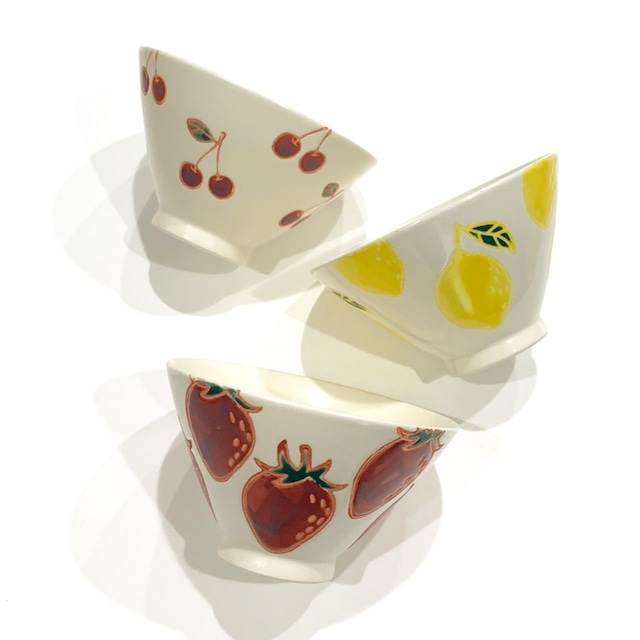 fruits ごはん茶碗