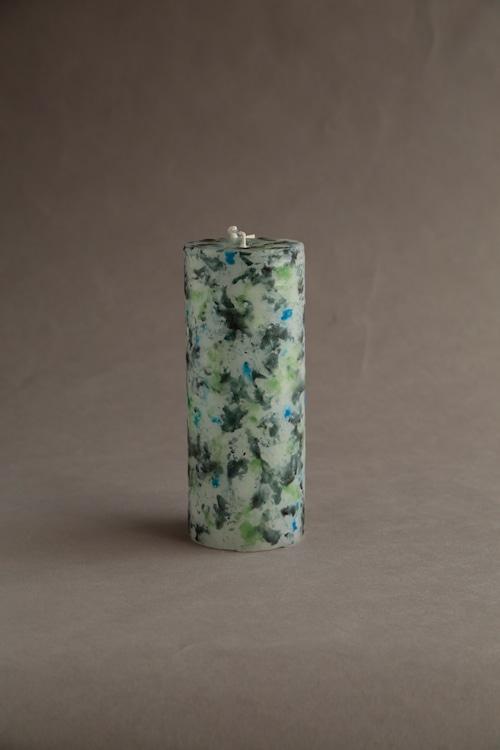 No.611 MIX (cylinder76-L-4000)  candle キャンドル