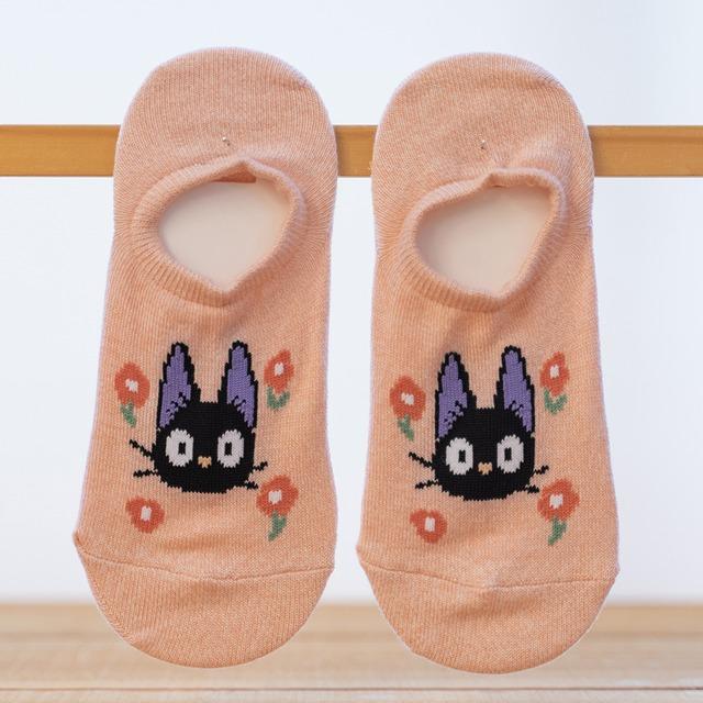 魔女の宅急便 靴下・ソックス 23~25cm(8588)
