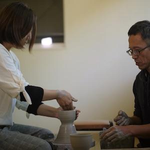 【体験工房】2名様以上◆日曜月曜限定‼臼杵市のつ町《電動ろくろ陶芸体験》約2時間 2作品