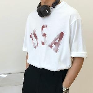 USAプリントTシャツ BL8539