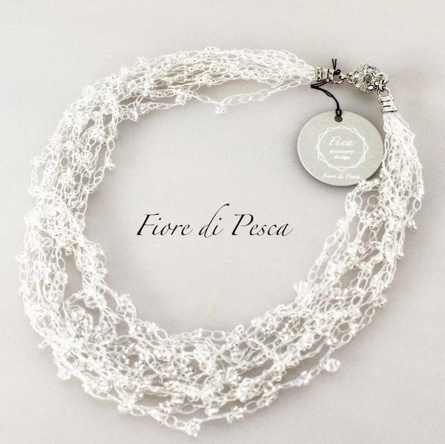 Croshet (white) Necklaces