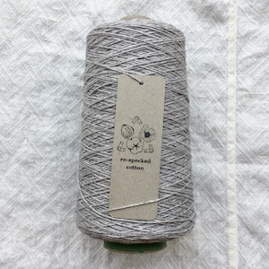 i t o - re-specked cotton - / S11 L.GREY