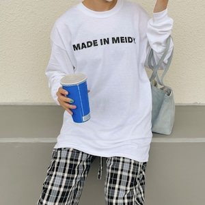 ME6270 Made in Meidy Long T