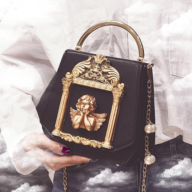 3way Antique Angel Bag