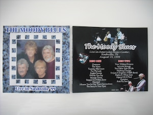 【2CDR】MOODY BLUES / LIVE IN NASHVILLE '99