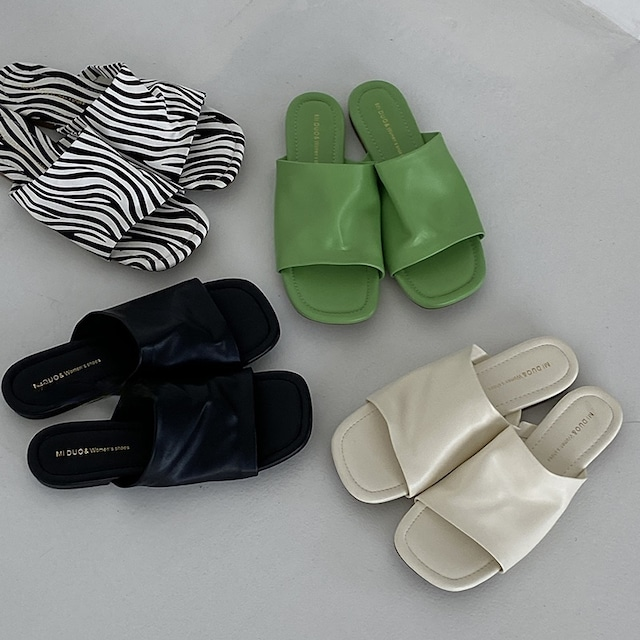 Soft sole simple slippers(ソフトソールカジュアルスリッパ)b-369
