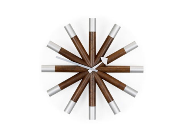 【Vitra Design Museum】Wheel Clock