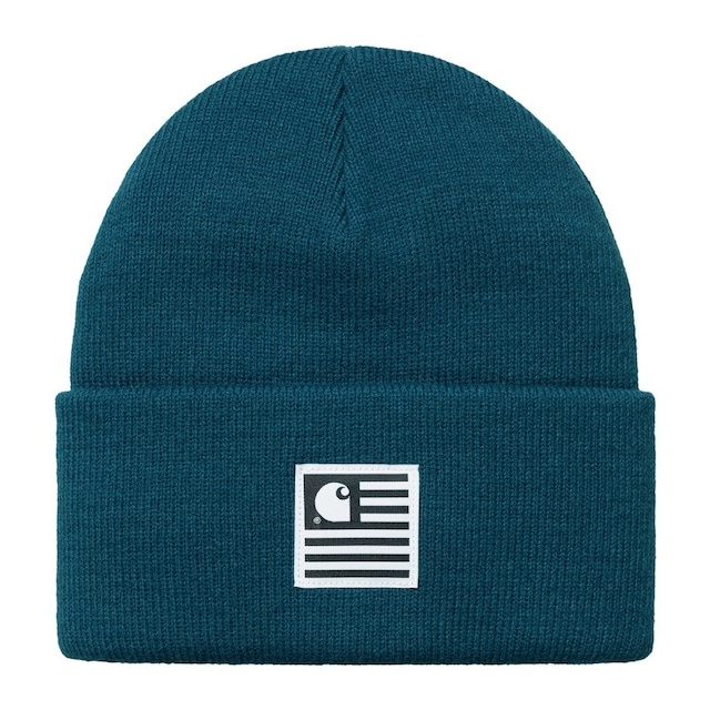 Carhartt (カーハート) STATE BEANIE - Indican
