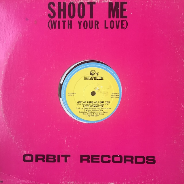 Love Committee – Law And Order / Just As Long As I Got You