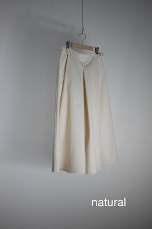 TENNE HANDCRAFTED MODERN | tuck hakama culottes
