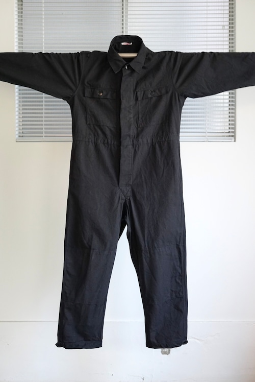 <SOLD OUT>German Military - Black All In One Dead Stock