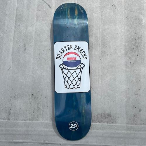 Hopps Skateboards / HOPPS X QUARTERSNACKS /8x31.9inch(20.3×81㎝)