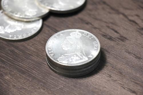 オリジナル スタックコイン (ダブルフローリン レプリカ)