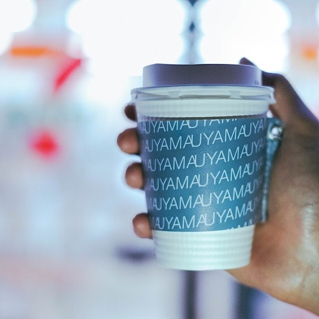 UYAMA Coffee Cup Sleeve