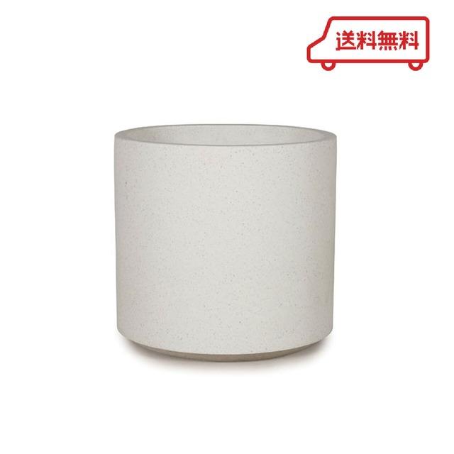 【送料無料】KONTON  コーテス ホワイト  8号用 観葉植物