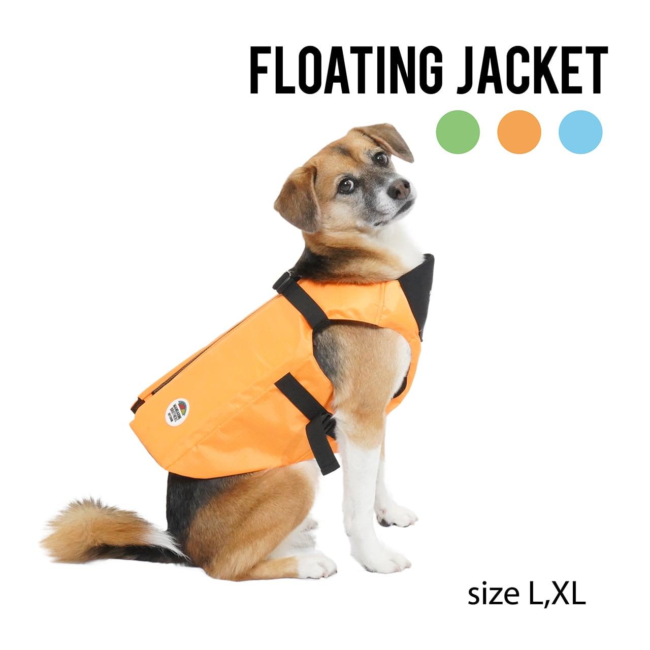 FLOATING JACKET(L,XL) フローティングジャケット