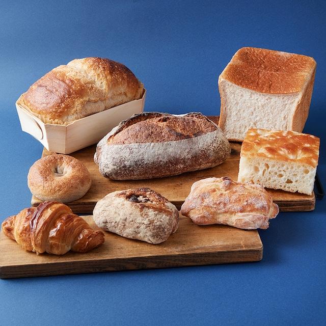 【BREAD IT BE】麦ロックフェスティバル 2021~8種のパンたち