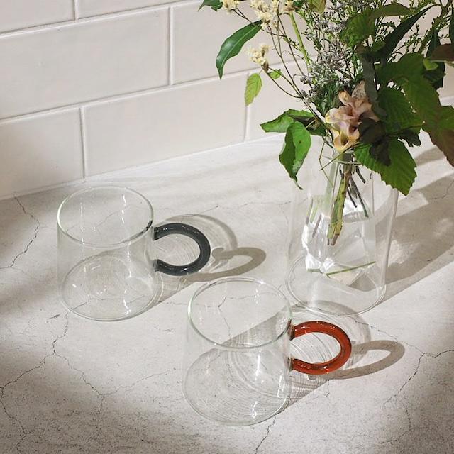 Ring Glass Mug