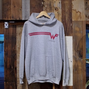 1990s WEEZER Rock Hoodie / 90年代 ウィーザー 両面プリント ロック パーカー