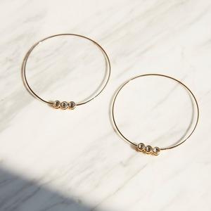 nim-27 Pierced earring