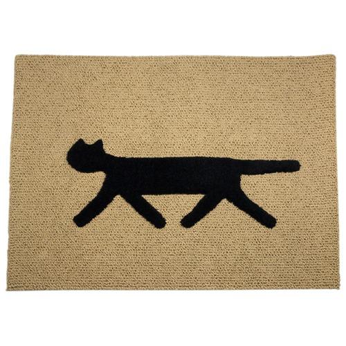 F/style(エフスタイル) Rondo Cat Mat(M) ブラック