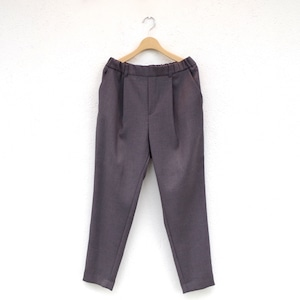SIWALY  tapered easy pants