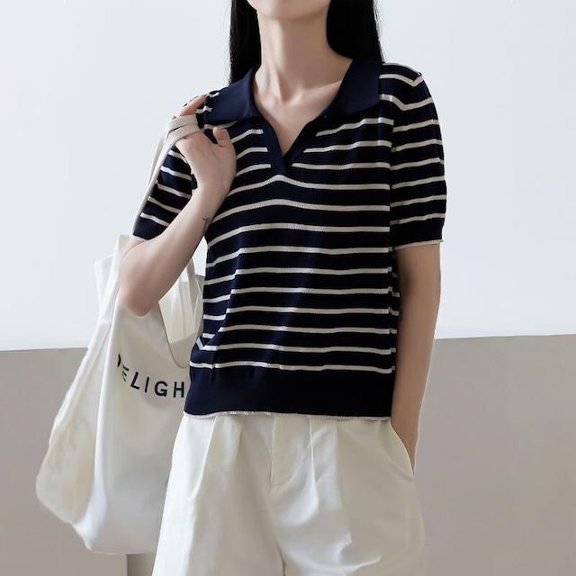 ボーダーポロ | ポロシャツ カジュアル 人気 アウトドア