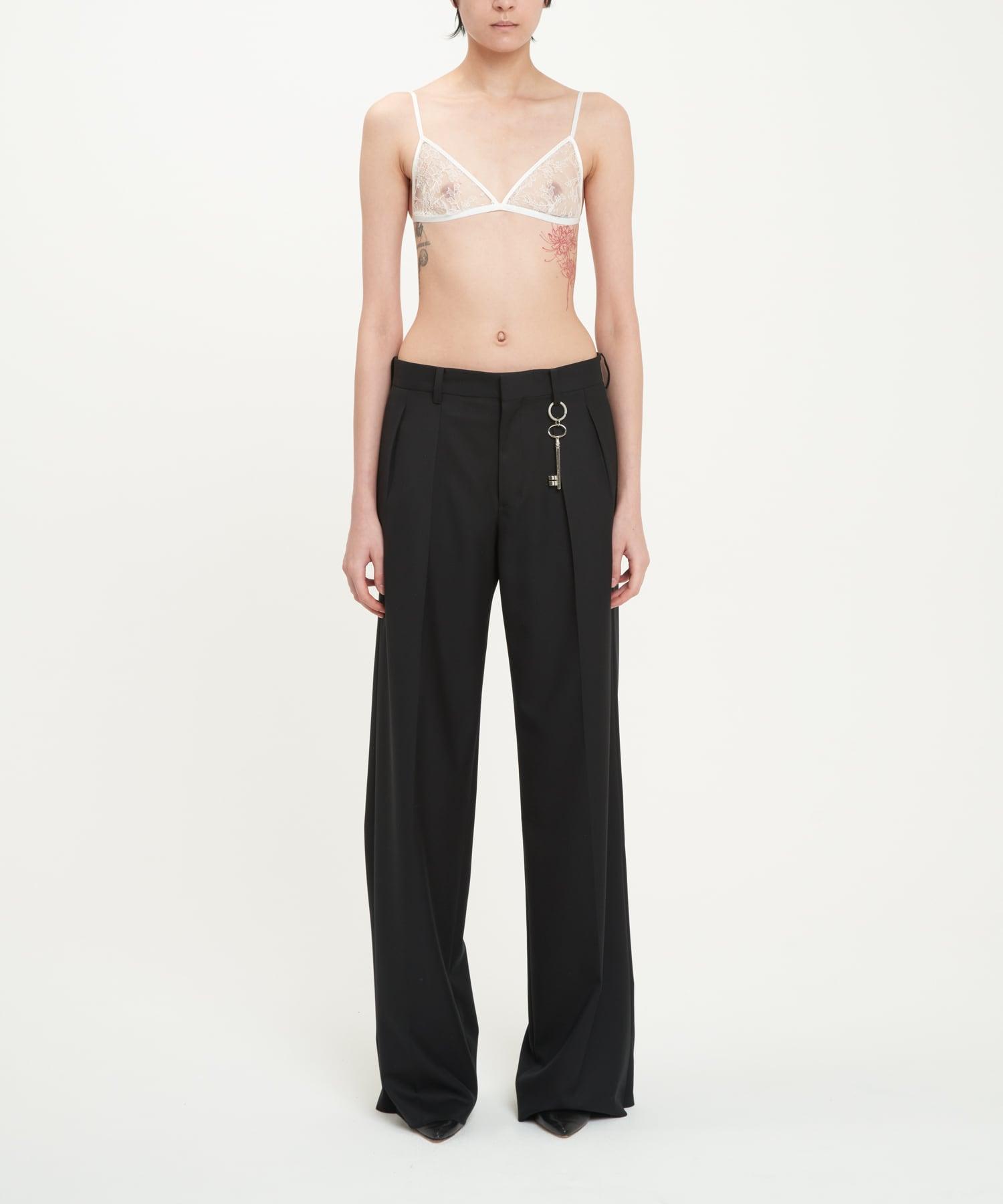 Black PERSONA Trousers
