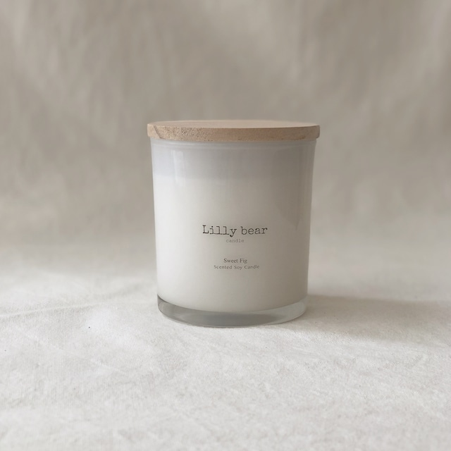 SWEET  FIG /Classic soy candle