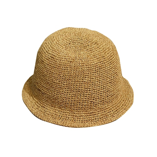 NOROLL / DETOURS RAFIA HAT