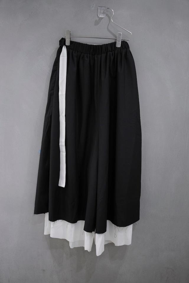 ℃℃℃ layer monotone pants